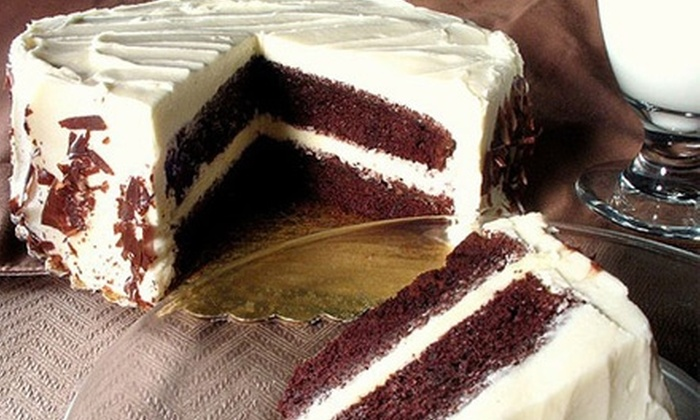 Chocolate Bakery: $25 for $50 Worth of Delivered Cakes, Cookies, and More from Chocolate Bakery