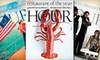 """Hour Detroit Magazine/Hour Media: One-Year or Two-Year Subscription to """"Hour Detroit"""" Magazine (Up to 55% Off)"""
