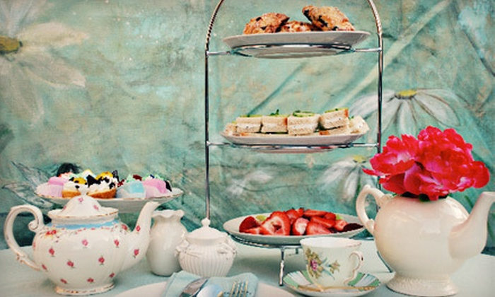 Enchanted Fairy Tea Parties - Los Angeles: $175 for Mother's Day At-Home Tea Party for Up to Six Guests from Enchanted Fairy Tea Parties in Long Beach ($500 Value)