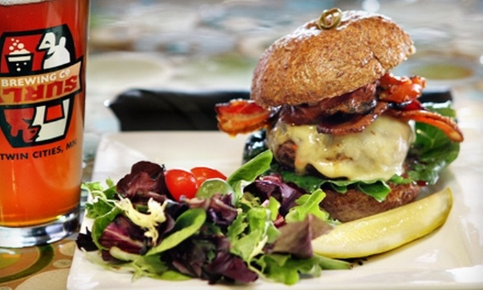People's Organic Café - Edina: Half Off at People's Organic Café in Edina