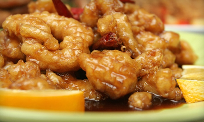 New China Town  - Mission: $10 for $20 Worth of Chinese Fare at New China Town in Shawnee Mission