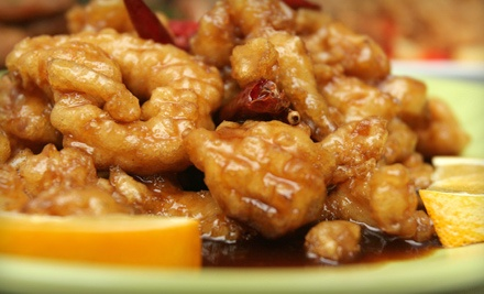 $20 Groupon to New China Town - New China Town  in Shawnee Mission