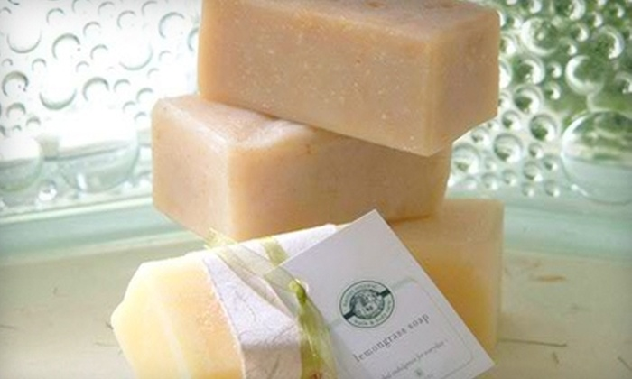 Herban Renewal - Elmwood Area: $10 for $20 Worth of All-Natural Bath and Body Products at Herban Renewal