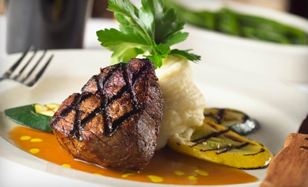 $30 Groupon to Platinum Room or Raymond's Steakhouse - Skye in Peoria