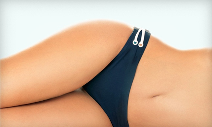 Bioderm Skin Care and Laser Center - Multiple Locations: $119 for Six Laser Hair-Removal Treatments at BioDerm Skin Care and Laser Center (Up to $1,134 Value)