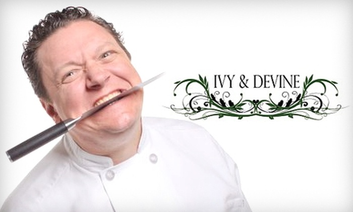 Ivy & Devine - Jackson: $149 for a Cooking Class for Up to Four People from Ivy & Devine ($350 Value)