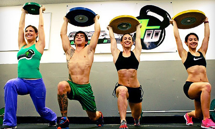 CrossFit 4U - Miami International Business Park: One, Two, or Three Months of Unlimited CrossFit Classes at CrossFit 4U in Doral (Up to 87% Off)