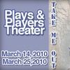 """Plays & Players - Rittenhouse Square: $10 for One Ticket to Plays & Players' """"Take Me Out"""" ($20 Value). Buy Here for the Sunday, March 14, Performance at 4 p.m. See Below for Additional Dates and Times."""