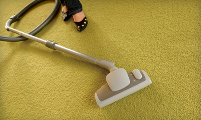 RJ's Carpet Cleaning Services, LLC - Ward 6: $37 for Three Rooms of Carpet Cleaning from RJ's Carpet Cleaning Services, LLC ($75 Value)