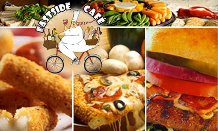 Eastside Cafe - Perinton: $7 for $15 Worth of Casual Comfort Fare at Eastside Café