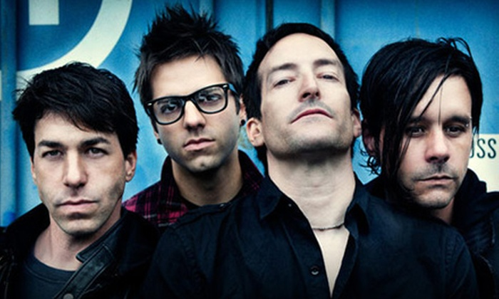 Filter - Northwest Side: $28 for Two General-Admission Tickets to See Filter at Josabi's in Helotes on October 29 at 7 p.m. (Up to $56.50 Value)