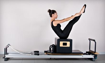 3 Individual Pilates Sessions  - Cisco Pilates in