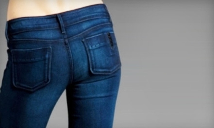 Jean Guru - Park Hill: $50 for $100 Worth of Designer Jeans at Jean Guru