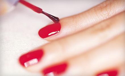 Shellac Manicure - Studio 11 Salon and Day Spa in Cicero