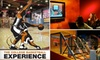 College Basketball Experience - Central Business District - Downtown: $50 for One Semi-Annual Membership to The College Basketball Experience (Up to $110 Value)