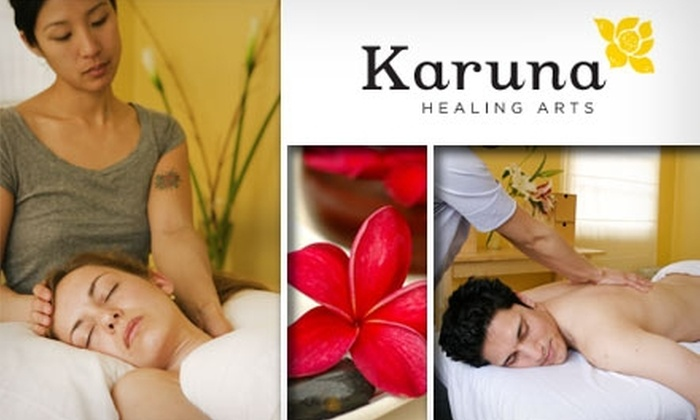 Karuna Healing Arts - Duboce Triangle: $45 for an Hour-Long Massage at Karuna Healing Arts