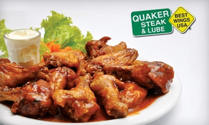 Quaker Steak & Lube - Valley View: $10 for $20 Worth of Hearty Comfort Fare and Drinks at Quaker Steak & Lube in Valley View