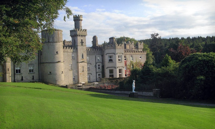 Castle & Manor Vacation - Jeffries Point - Airport: Seven-Day, Six-Night Ireland Vacation with Rental Car from Authentic Ireland Travel