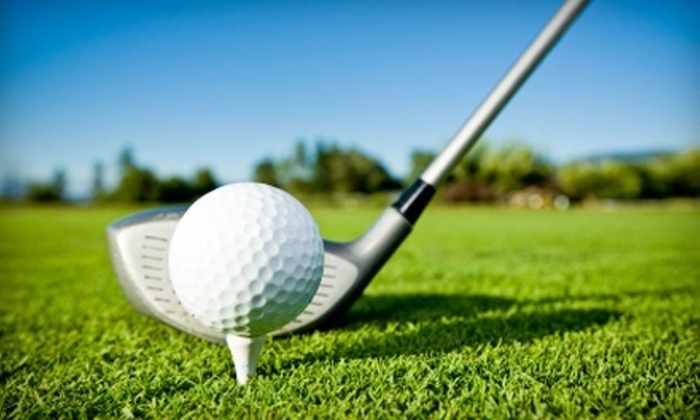CrossCreek Golf Club - Temecula: $65 for 18 Holes of Golf for Two, Two Buckets of Range Balls, and a Cart at CrossCreek Golf Club in Temecula (Up to $148 Value)