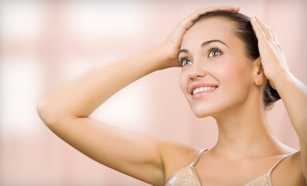 6 Laser Hair-Removal Treatments for a Small Area (a $2,500 value) - Laser Clinique in Hicksville