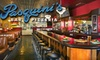 Pasquini's Pizzeria - Sedalia: $10 for $20 Worth of Italian-American Cuisine and Drinks at Pasquini's Pizzeria in Lone Tree
