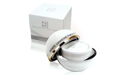 Brilliance New York White Diamond Facial Peel Gel (30mL Jar)