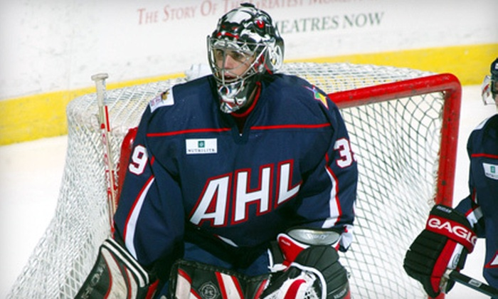 AHL All-Star Classic - Boardwalk Hall: One Ticket to AHL All-Star Skill Competition or All-Star Game at Boardwalk Hall in Atlantic City