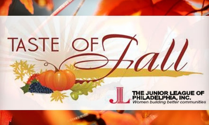 Taste of Fall - Wynnefield Heights: $20 for Admission to Taste of Fall on October 3