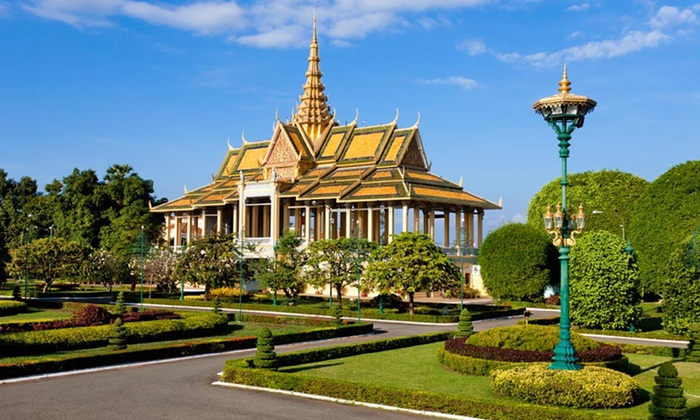 Tour of Cambodia and Vietnam with Airfare - Phonm Penh, Angkor Wat, Ho Chi Minh City, and Hanoi: 11-Day Tour of Cambodia and Vietnam with Airfare from Friendly Planet Travel. Price/Person Based on Double Occupancy.