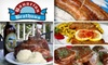 CLOSED - Bavarian Brathaus - Cary OOB - Cary: $15 for $35 Worth of German Grub and Guzzle at Bavarian Brathaus