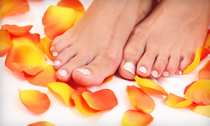 Absolutely Beautiful You - Ocala: $39 for Two Soothing Spa Pedicures at Absolutely Beautiful You (Value $90)