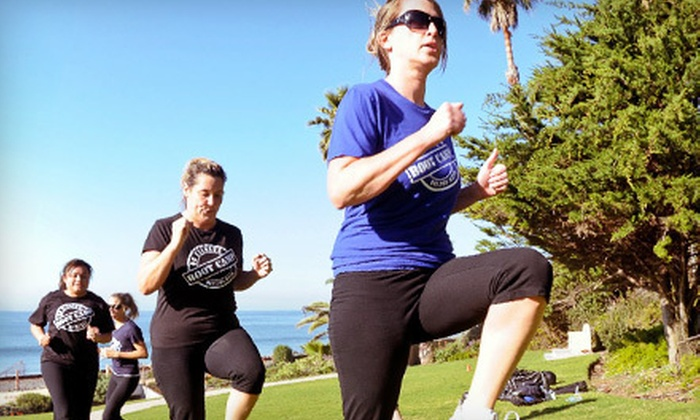 OC Fitness Boot Camp - San Clemente: $100 Worth of Outdoor Boot-Camp Classes