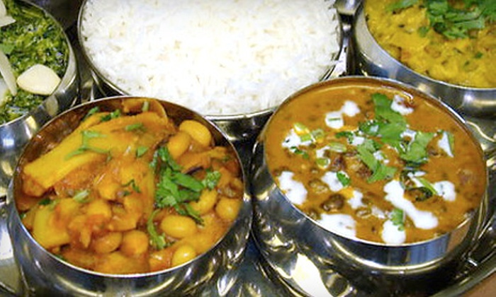 Tandoori Garden - Katy: Indian and Nepalese Fare for Dinner or Lunch at Tandoori Garden (Half Off)
