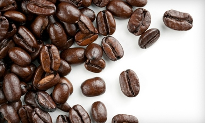 Molton Java Coffee Roasters - Bethel: $5 for $10 Worth of Fresh Coffee Beans or $5 for $10 Worth of Burritos and Coffee at Molten Java Coffee Roasters in Bethel
