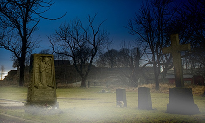Ghosts of New York - Multiple Locations: $10 for Ghost Tour or Haunted Pub-Crawl from Ghosts of New York ($25 Value)