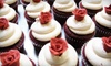 $6 for Four Fresh-Baked Cupcakes in Edmonds