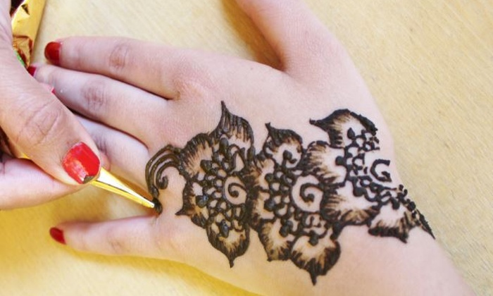 Asian Fusion - Glendale: Up to 53% Off Henna Tattoos at Asian Fusion