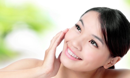 Microdermabrasion with Option for Peel and LED Facial at Dermal~Care Esthetics & Wellness Centre (Up to 64% Off)