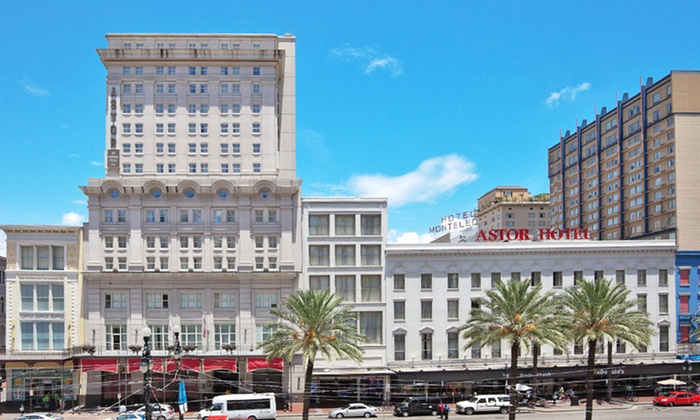 astor crowne plaza new orleans in new orleans