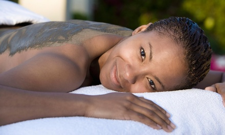 $75 for $150 Worth of Mud Wraps — Mind Body Soul Treasure Valley Massage