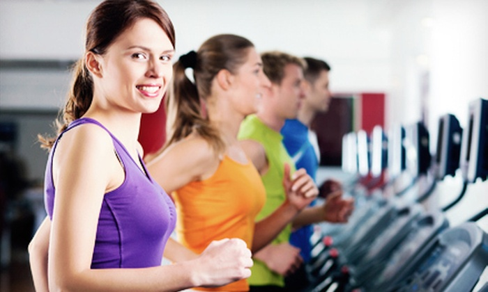 Prime Time Fitness & Nutrition - Van Buren: Gym Membership, Training, or Weight-Loss Plan at Prime Time Fitness & Nutrition (Up to 83% Off). Four Options Available.