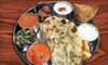 Aavtar Indian Cuisine -  A1A South: Dinner with Naan and Soft Drinks for Two or Four at Aavtar Indian Cuisine (Up to 53% Off)