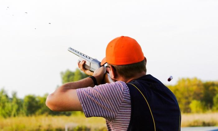 Tom Lowe Trap & Skeet Range - Atlanta: $13 for Skeet-Shooting Outing with Ammo, Targets, and Gun Rental at Tom Lowe (Up to $24.84 Value)