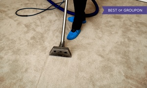 Atlantic Oceans Inc.: Carpet Steam Cleaning for Two, Three, Four, or Five Rooms from Atlantic Oceans Inc. (Up to 51% Off)