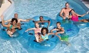 The Bay Water Park: $18 for Admission for Four with Access to BayRider Surfing Simulator at The Bay Water Park ($36 Value)