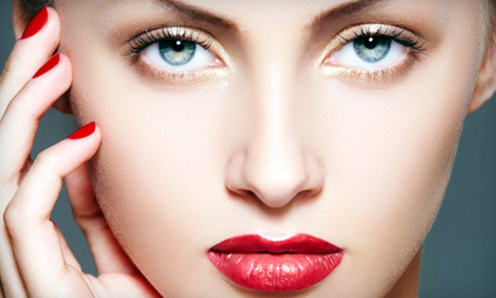 Foxy Rockers Salon & Image - Loves Park: Express or Anti-Aging Facial at Foxy Rockers Salon & Image (Up to 52% Off)