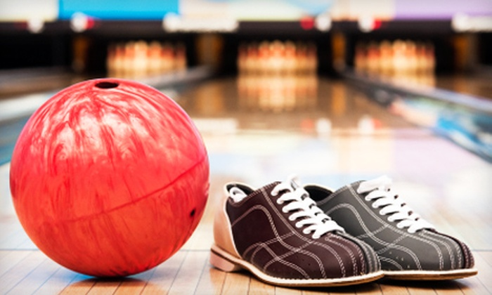 Z-Bowl - Mebane: $29 for a Bowling Night for Six at Z-Bowl in Mebane (Up to $59.40 Value)