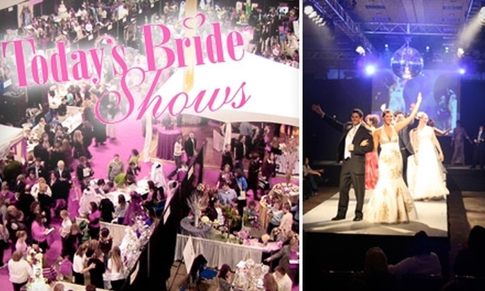 Today's Bride - Cuyahoga Falls: $15 for Two Tickets to Today's Bride Show and Name Changing from MissNowMrs.com ($39.95 Value) Plus 10% Off Tuxedo Rental