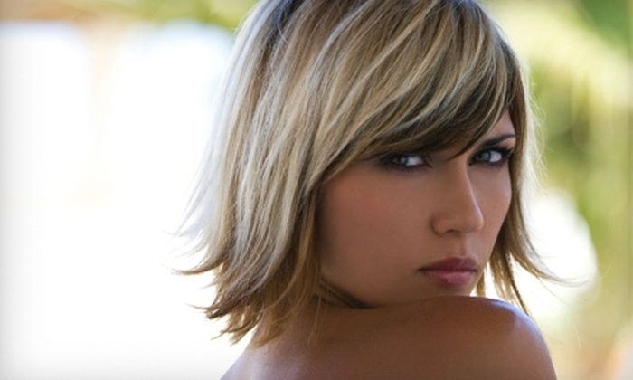 Silver Lake Studio - Silver Lake: $35 for a Women's Haircut, Style, and Blow-Dry ($85 Value) or $40 for Crown Highlights ($90 Value) at Silver Lake Studio