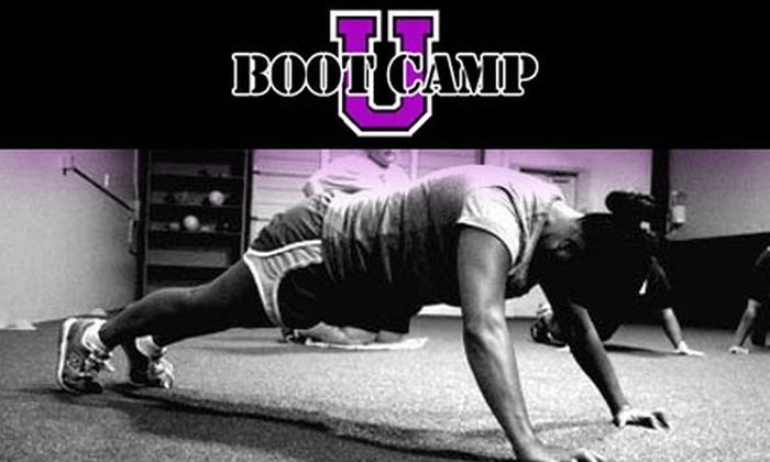 Boot Camp U Austin - Northwest Austin: $29 for Six Classes at Boot Camp U Austin ($69 Value)